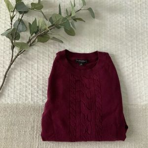 Banana Republic crew neck sweater, size XS